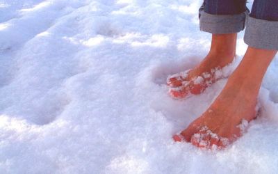 Grounding Yourself In The Winter Months