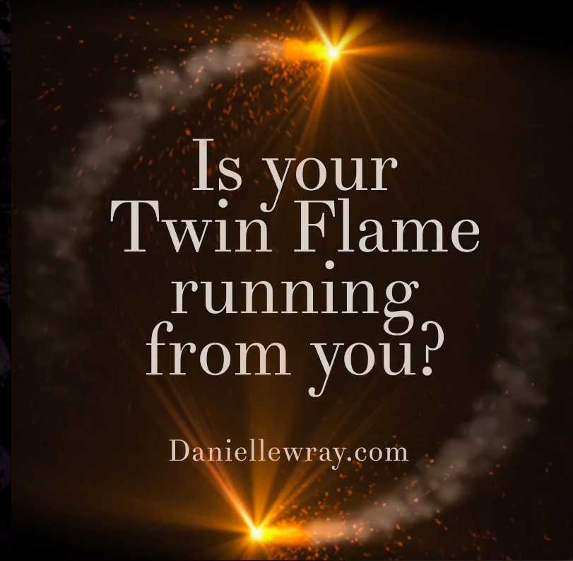 Love Each Other When Two Souls: Twin Flame, Is Your Twin Flame Running From You